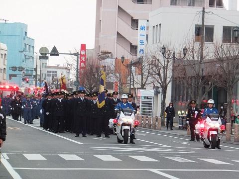 出初式 パレード