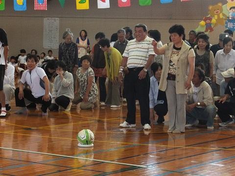 祖父母参加型の競技